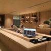 成田空港のJALファーストクラスラウンジ4階 寿司変更点とラーメンについて