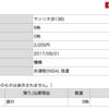 20170829 サンリオ株を9株取得(単元株到達)