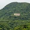 バンナ岳の農業配水池(沖縄県石垣島)