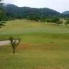 雨の日のゴルフコンペ