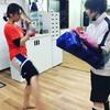 尼崎 ダイエット ジム キックボクシング 女性限定 体験レッスン