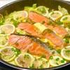 【レシピ】鮭とキャベツのレモンちゃんちゃん焼き