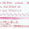 #063 Pelikan 4001 Brilliant red