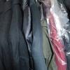 ロングコート1着で冬を乗り切る