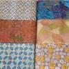 カンタ刺繍の半巾帯