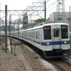 今日の東武8000系(東上線) 5月16日