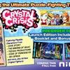 鉄腕アトム・ブラックジャック・洞窟物語・コードオブプリンセスなど大集合のパズル『Crystal Crisis』