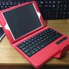 ipad mini用レザーケース付きBluetoothキーボード使ってみました