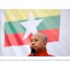 怒れるお坊さんたちのデモ行進@シュエダゴン→スーレー。仏教ナショナリストは手が付けられなくなるのか否か
