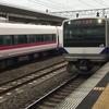 普通列車日本最速!130km/hで走る常磐線E531系