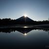 2021年 新年明けましておめでとうございます。+本栖湖リゾート「竜神池」で初日の出撮影