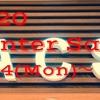 2020 Winter Sale
