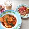 【激ウマ】豪快な黄金ガレイのフリットとフルーツたっぷりのデザート!夏のポルト飯をレポート!!