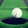 【ゴルフ】練習場でiPhoneスタンド使って色々と撮影。