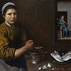 【絵画の解説】ベラスケス「マルタとマリアの家のキリスト」【聖書をわかりやすく解説】