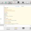 NSToolbar でサイズが切り替わる設定画面のような WIndow を作る