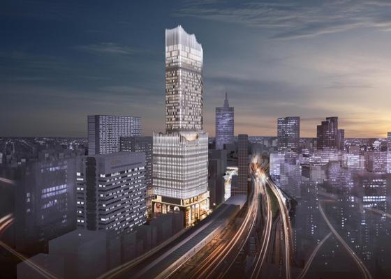 歌舞伎町のイメージを一新! 東急が巨大エンタメ施設を建設中