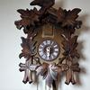 鳩時計の長針