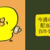 今週の高配当株(5/11-5/15)