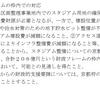 京都新聞による「スタジアム寄付金の不足による府の負担増加」記事について