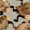 亀人間?奇怪な浮世絵?ー歌川国芳の戯画をみようー