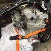エンジン始動   CB750F