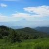 【登山】真夏の乾徳山へ