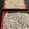 【ダイエット】極太の田舎蕎麦!栄月庵(柏)