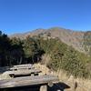 初詣は大山阿夫利神社へ 見晴台で大山名水でいれたコーヒーを飲む 2021.1.10