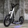 ● VWの電動スクーターコンセプト『ストリートメイト』 航続35km 【ジュネーブモーターショー2019】