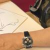 松本零士 氏と腕時計