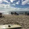 ゴールドコーストで有名なビーチへGO!
