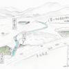 新城のダムと野池群(愛知県新城)