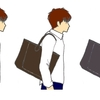 【お知らせ】「大学通学用バッグ」について、内容を追加、構成し直しました