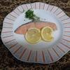 保温するだけ!「鮭のレモン煮」