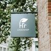 環境に配慮した建物のロゴマーク。 2000点のロゴ購入・販売サイト「ロゴショップ」