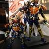 バンプレスト 仮面ライダー鎧武 DXFハイクオリティフィギュア + R/D 仮面ライダー鎧武 プライズ