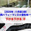 【株式】週間運用パフォーマンス&保有株一覧(2020.11.20時点) 下がる下がる 汗