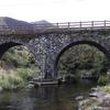 綺麗な眼鏡橋(福岡県北九州市小倉)