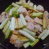 マグロと長ネギの黒胡椒焼きは簡単で美味しい!