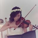 バイオリンが好き♪