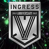 この5年間のIngressに関するプレイデータ/The data for 5years of play Ingress #IngressYear5