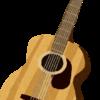 【89日目】アコースティックギターのチューニングをやった