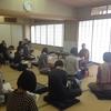 【報告】2015年4月15日(日)プラユキ師を招いて一日リトリート、新緑の「お話と瞑想の会」を開催しました