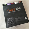 Fire TV Stick届きました。