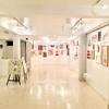 中目黒MDP GALLERYの東京100人展の会場の様子