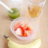 朝ごはんを北欧イッタラやボタムのガラス食器で♪松浦弥太郎さんのインスタグラムっぽく(^^)
