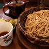 下栗の里産のおそばを松本で食べる@十割そば処 CCube