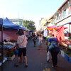 ボルネオ島 コタキナバルツアー その3 サンデーマーケット