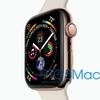 新型Apple Watch Series4のサイズがApple公式サイトから判明!40㎜と44㎜、カラーや仕様も明らかに